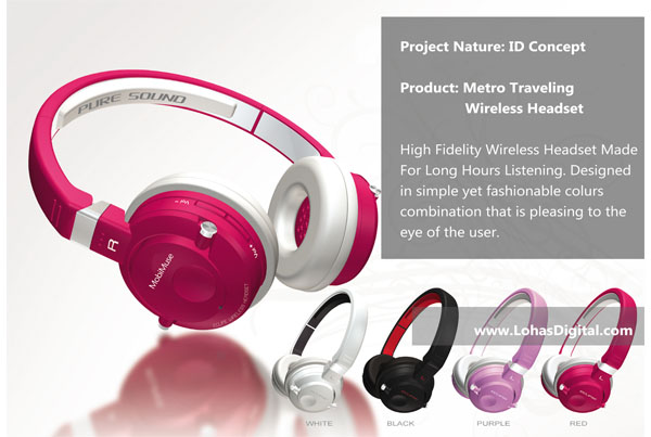 Metro Wireless Headset